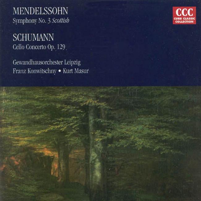 Mendelssohn: Symphony No.3