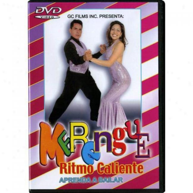 Merengue Ritmo Caliente (music Dvd) (amaray Case)