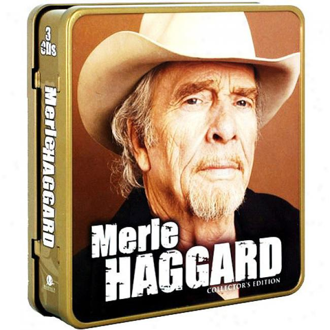 Merle Haggard (collector's Edition) (3 Disc Blow Set)