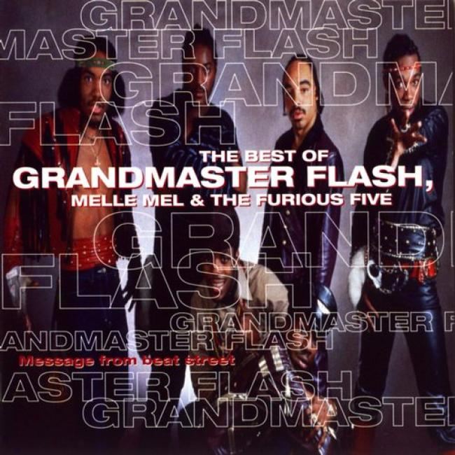 Message From Beat Street: The Bsst Of Grandkaster Flash