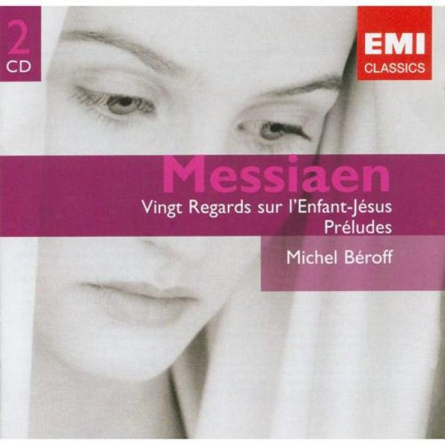 Messiaen: Vingt Regards Sur L'enfant-jesus (2cd) (remaster)
