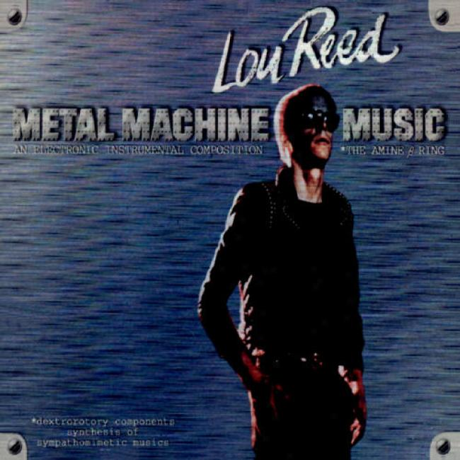 Metal Machine Music (limited Edition) (cd Slipcade)