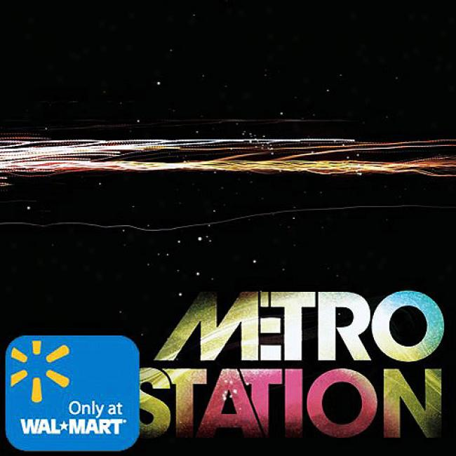 Metro Station (special Edition) (with 3 Exclusive Premium Tracks)