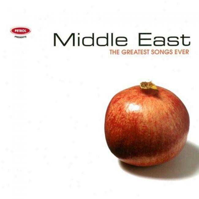 Middle East: The Greatest Songs Ever (cd Slipcase)