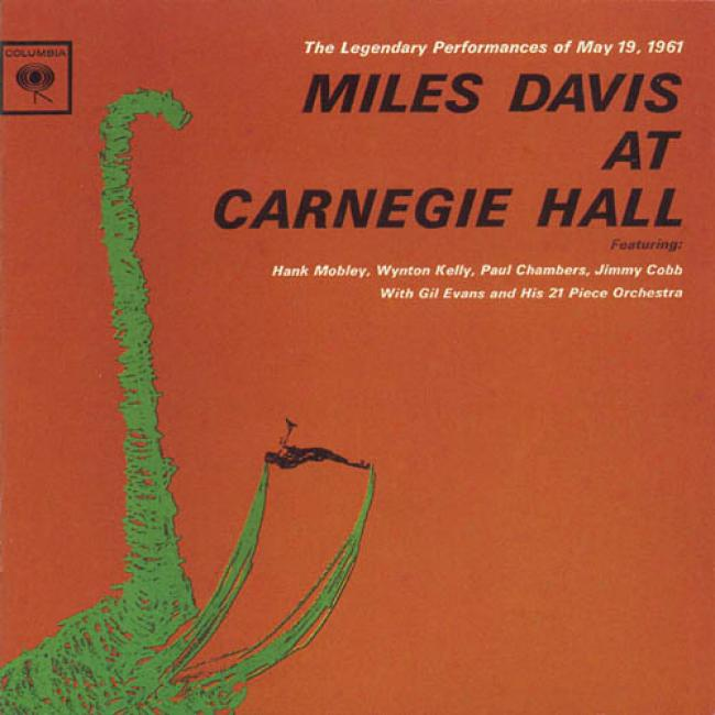 Miles Dais At Carnegie Entry : The Complete Concert (2cd) (remaster)