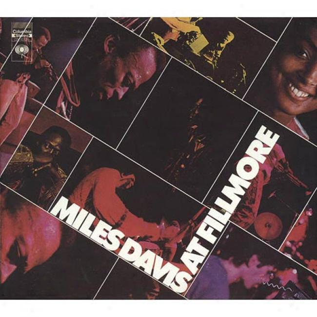 Miles Davis At Fillmore: Live At The Fillmore East (2cd) (digi-pak)