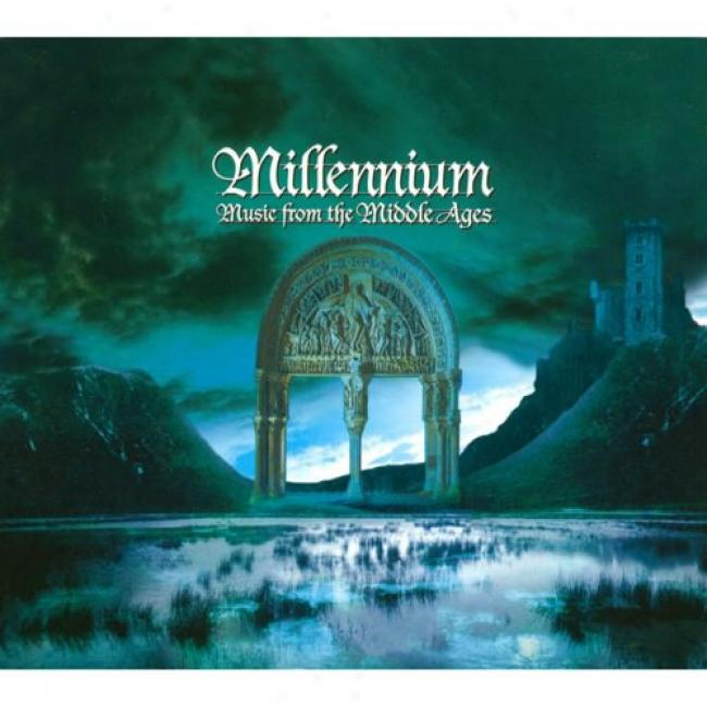 Millennium: Music From The Middle Ages (2ce) (digi-pak)