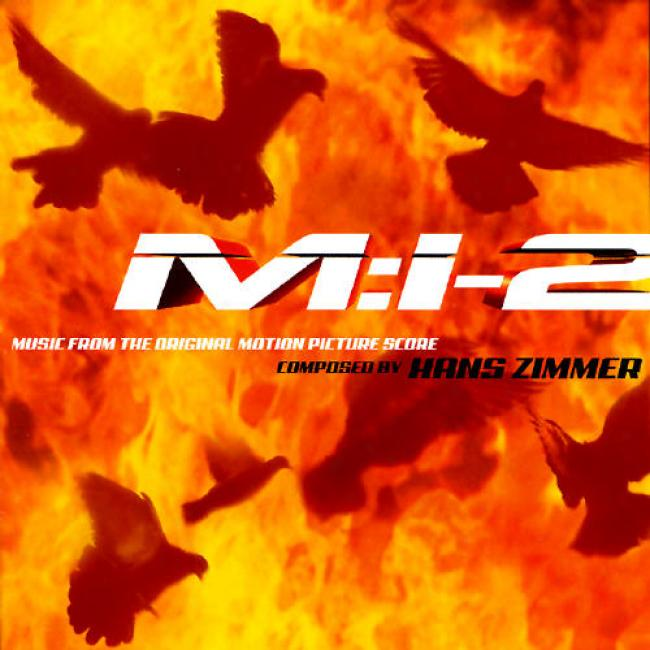 Mission Impossible 2 Original Score Soundtrack