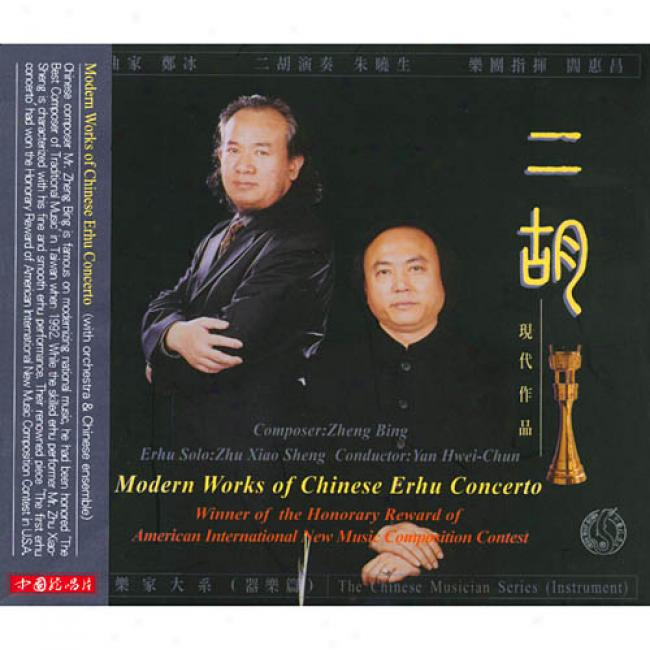 Modern Works Of Chinese Erhu Concerto (2cd) (cd Slipcase)