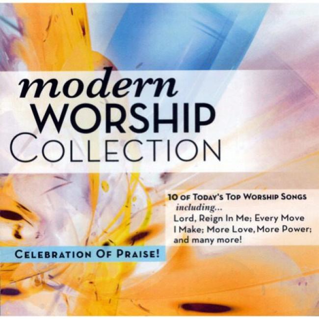 Modern Worship Collection: Celebration Of Praise!