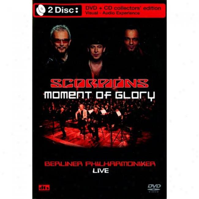 Moment Of Glory (collector's Edition) (music Dvd/cd) (amaray Case)