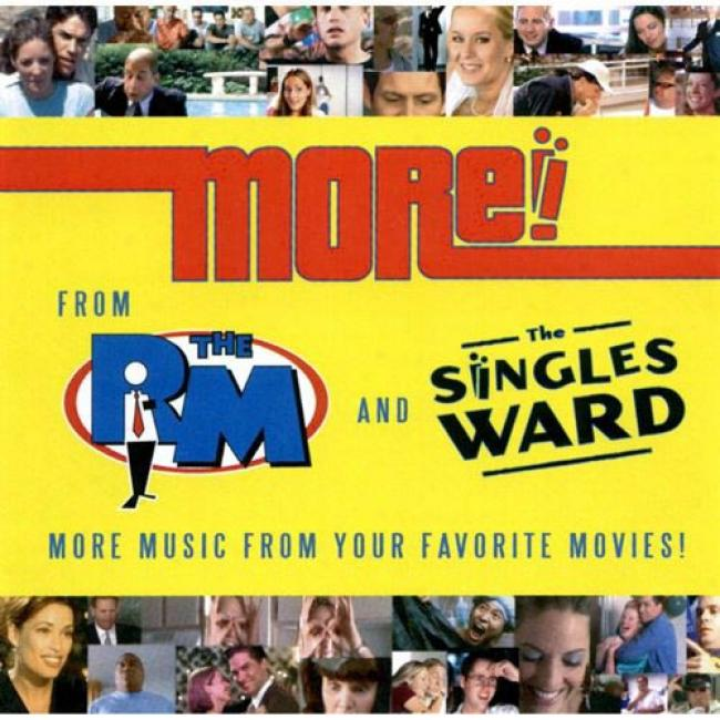 More! From The R.m. & The Singles Ward Soundtrack