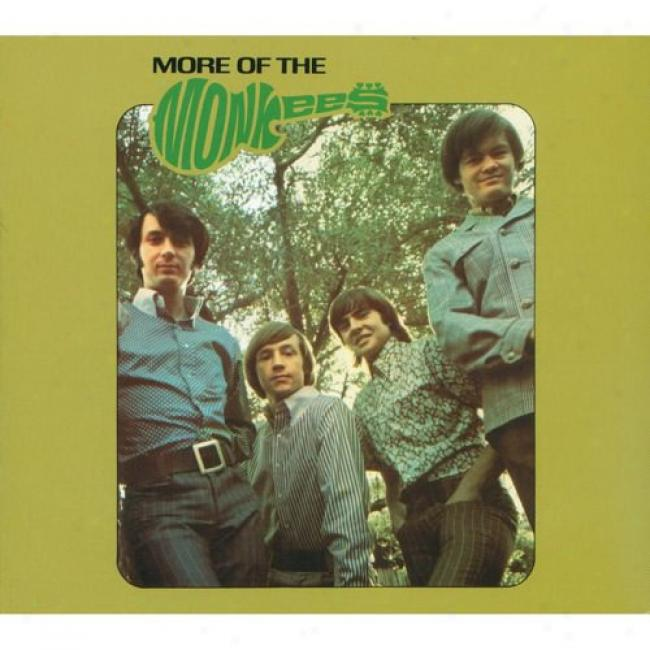 More Of The Monkees (deluxe Limited Edition) (2cd) (digi-pak) (remaster)