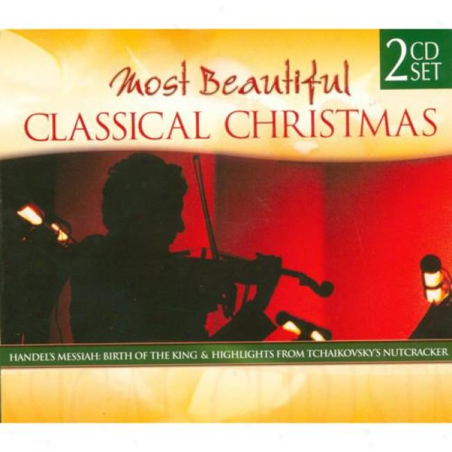 Most Beautiful Classical Christmas (2cd) (digi-pak)