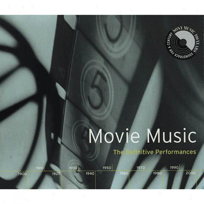 Movie Music: The Definitive Performances (2cd)
