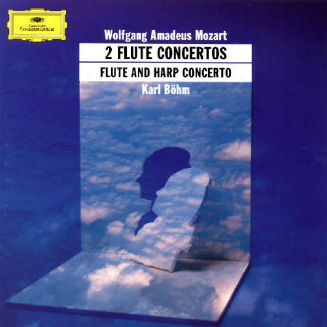 Mozart: 2 Flute Concertos - Flute And Harp Concerto