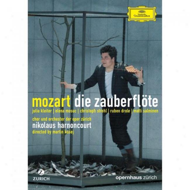 Mozart: Die Zauberflote (2 Discs Melody Dvd) (amaray Case)