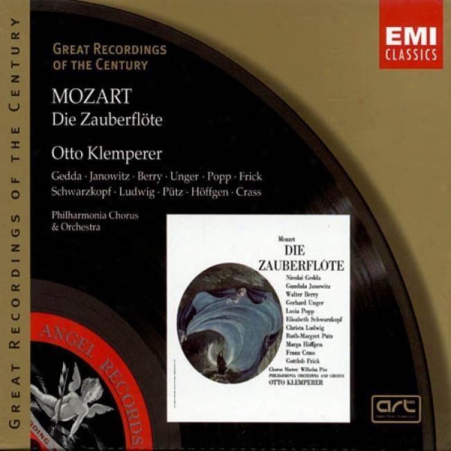 Mozart: Die Zauberfloge (2cd) (cd Slipcase) (remaster)