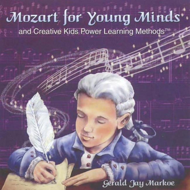 Mozart For Youn gMinds & Power Learning Methods