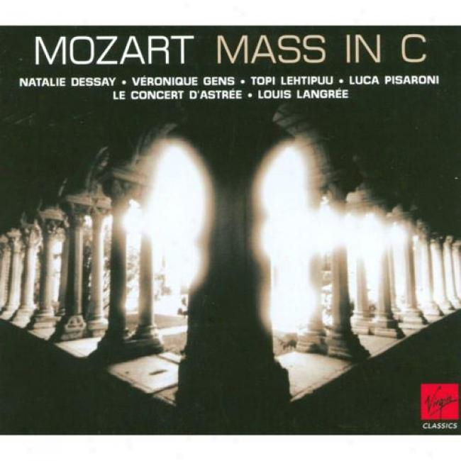 Mozart: Mass In C Minor K.427 (includes Dvd) (dii-pak)