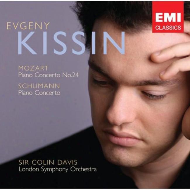 Mozart: Piano Concerto No.24/schumann: Piano Concerto