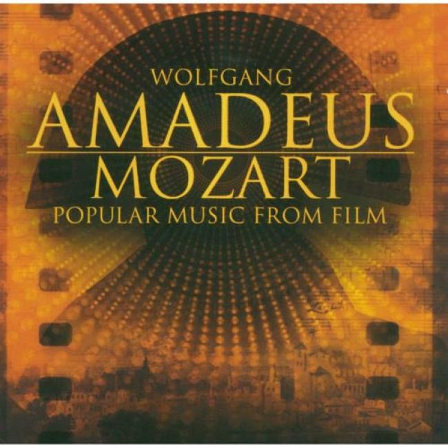 Mozart: Popular Music From Film (2cd) (remaster)