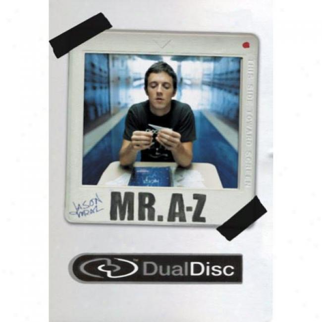 Mr. A-z (limited Edition) (dual-disc) (digi-pak)
