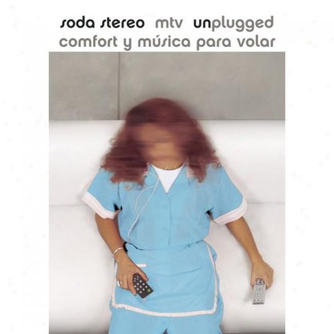 Mtv Unplugged: Comfort Y Musica Para Volar (music Dvd) (amaray Case)