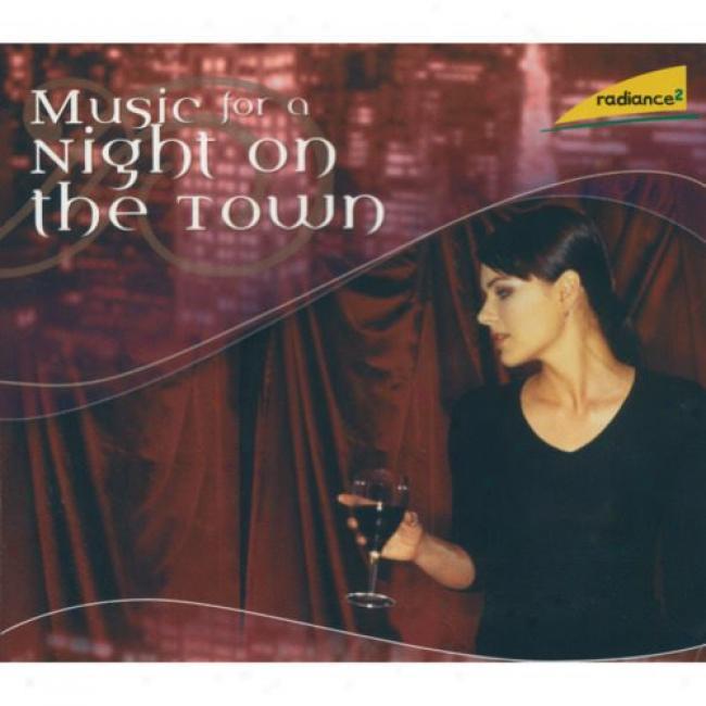 Music Toward A Night On The Town (2cd) (digi-pak)