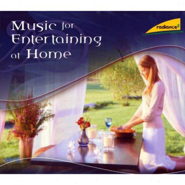 Music For Entertaining At Home (2cd) (digi-pak)