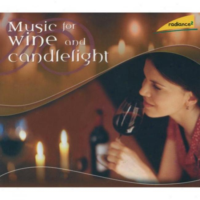 Music For Wine Anf Candlelight (2cd) (digi-pak)