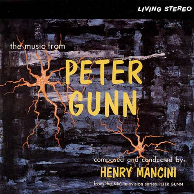 Music From The Peter Gunne Soundtrack (remaster)
