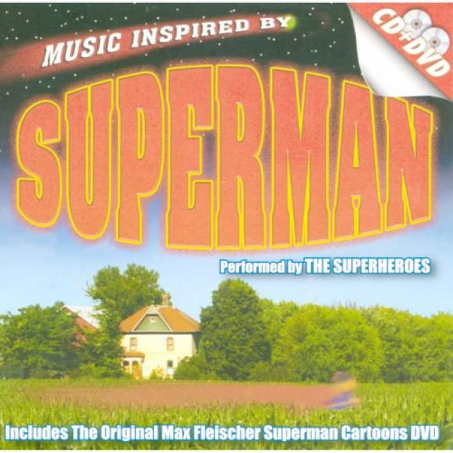 Melody Inspired By Superman Score (includes Dvd)