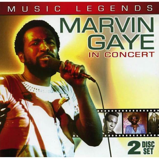 Music Legends: In Concert (incluses Dvd) (cd Slipcase)