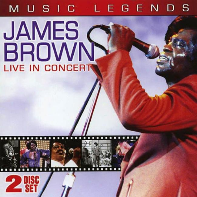 Music Legends: Live In Concert (includes Dvd) (cd Slipcase)
