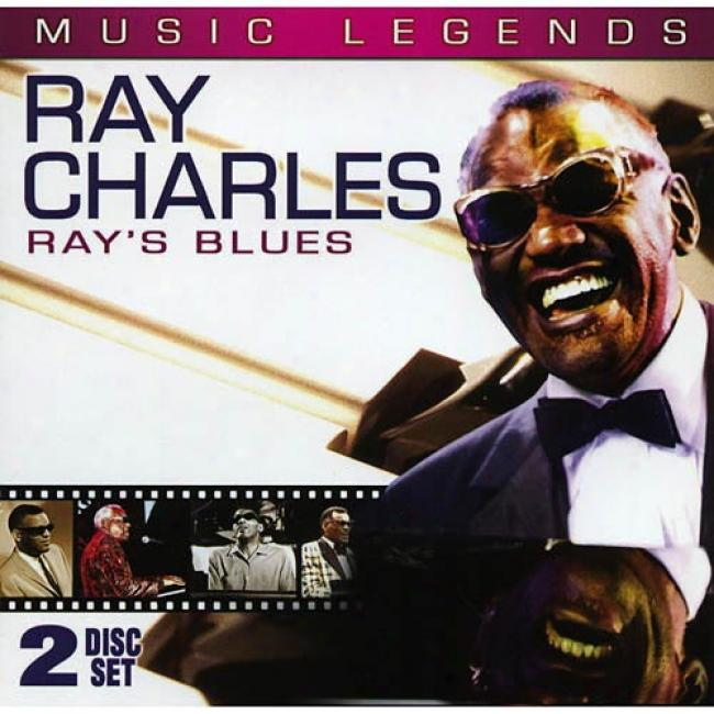 Music Legends: Ray's Blues (includes Dvd) (cd Slipcase)