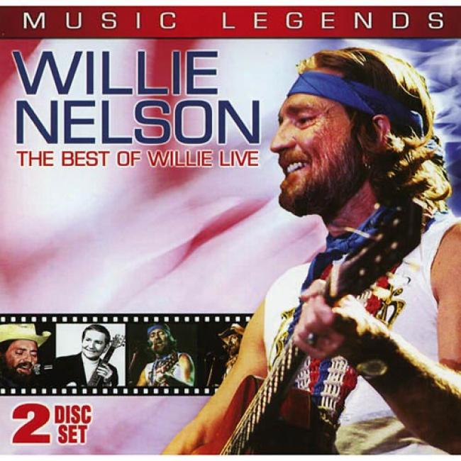 Music Legends: The Best Of Willie Dwell (includes Dvd) (cd Slipcase)