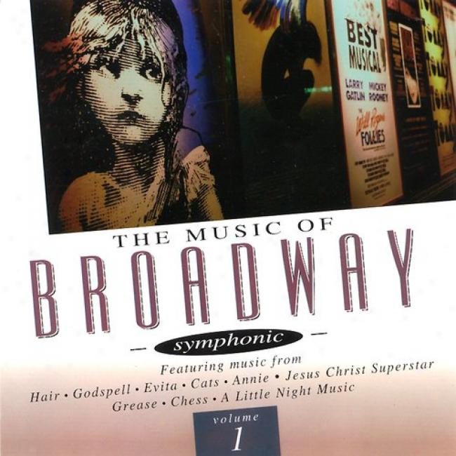 Music Of Broadway Vol.1 (symphonic) Soundtrack