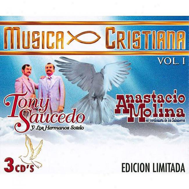 Musica Cristiana, Vol.1 (limited Edition) (3cd)
