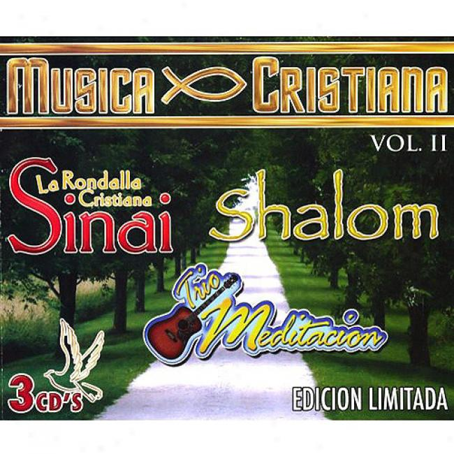 Musica Cristiana, Vol.ii (limited Issue ) (3cd)