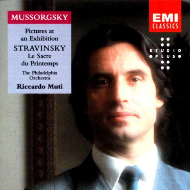 Mussorgsky: Pictur3s At An Exhibition (remaster)
