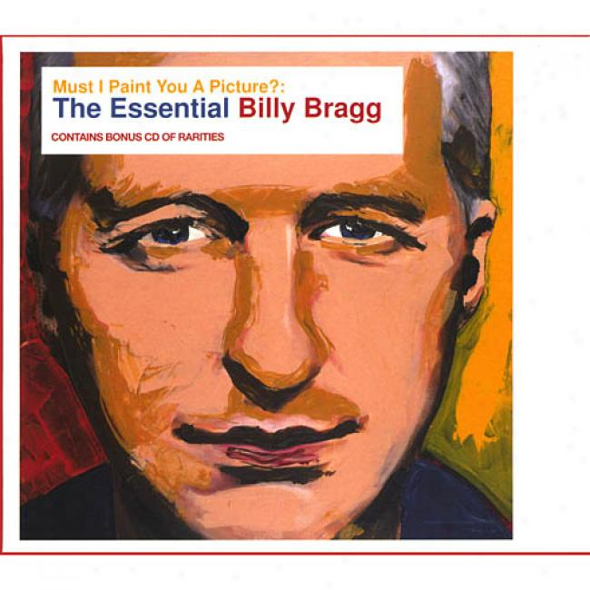 Must I Paint You A Picture?: The Essential Billy Bragg (limited Edition)(3cd)(cd Slipcase) (temaster)