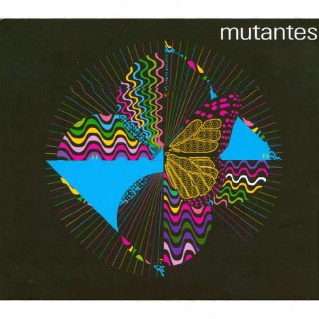Mutantes Lve: Barbican Theatre, London, 2006 (2cd) (digi-pak)