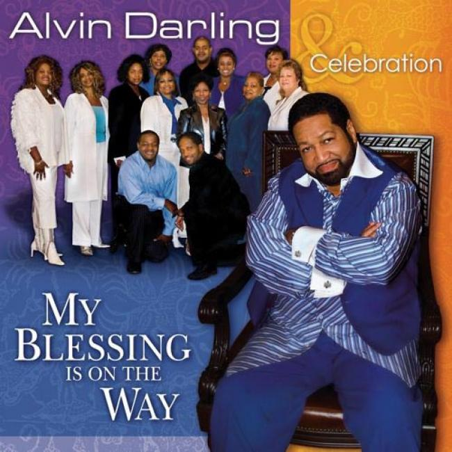 My Blessing Is On The Way (music Dvd) (amaray Case)