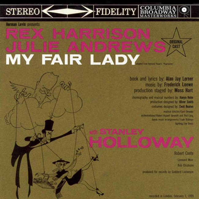 My Fair Lady Soundtrack (40th Yearly  Edition) (eemaster)