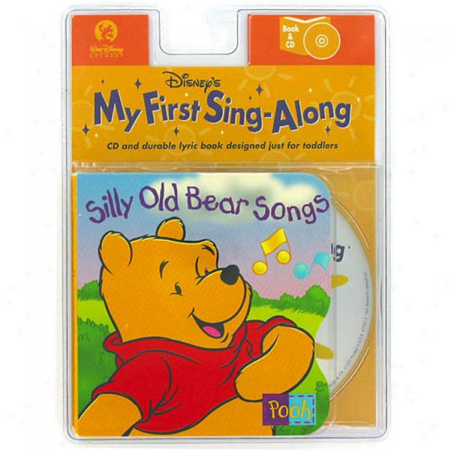 My First Sing-along: Silly Old Bear Songs (blister Pack)