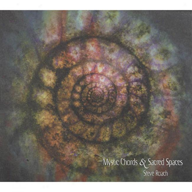 Mystic Chords & Sacred Spaces (2cd) (digi-pak)