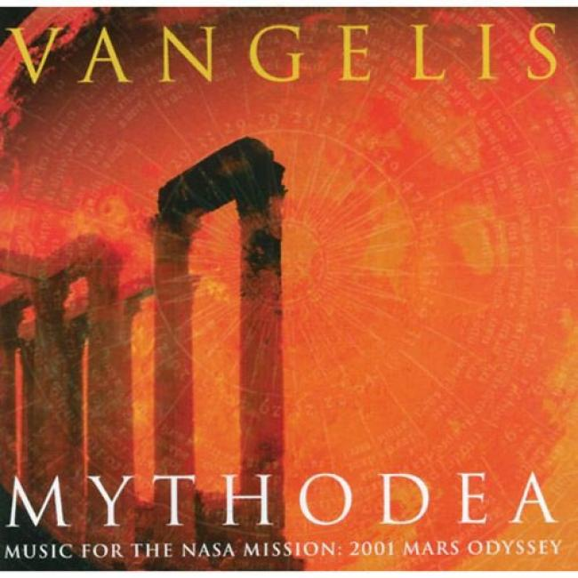 Mythodea: Music For The Nasa Mission - 2001 Mars Odyssey