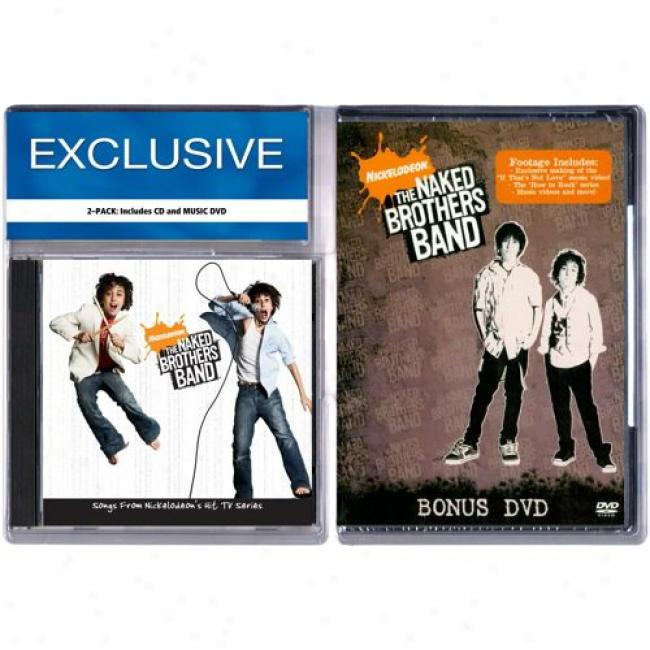 Naked Brothers Company (with Exclhsiv3 Bonus Dvd) (digi-pak)