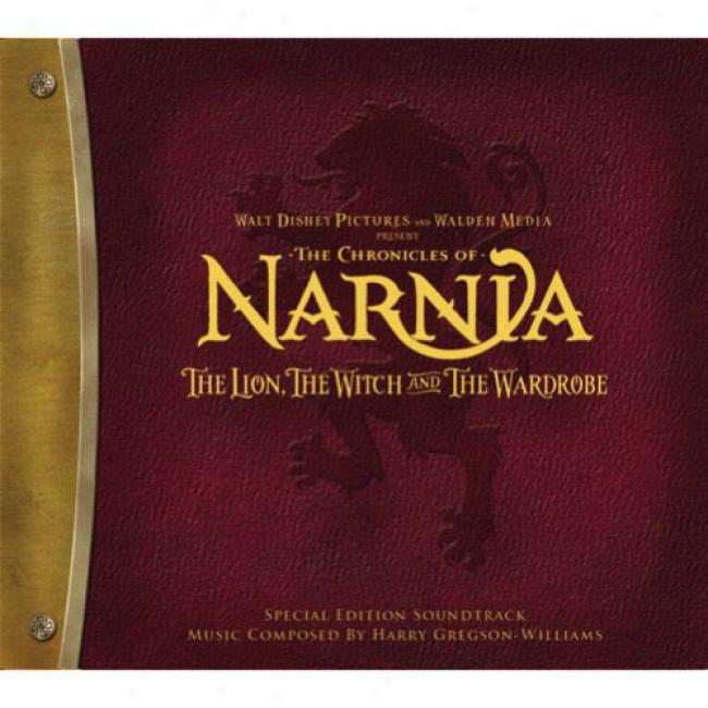 Narnia: Thee Lion, The Witch And The Waardrobe Score (special Edition) (includes D\/d) (digi-pak)